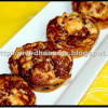 Eggless Jam Swirled Muffins - Baking Eggless June Round Up