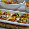 Corn Papdi Chaat