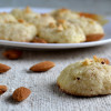 Eggless Chinese Almond Cookies