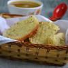 Minty Garlic Bread