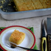 Eggless Honey Drizzled Semolina Cake