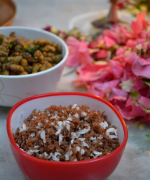 Navrathri Day 4 - Sweet Idiyappam