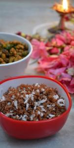 Navarathri - Day 4 - Sweet Idiyappam