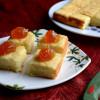 Genoise Cake - Eggless