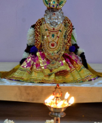 Navarathri - Day 1 - White Channa Sundal and Puttu