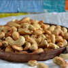 Oven Roasted Cashewnuts
