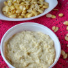 Homemade Eggless Almond Paste
