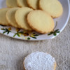 Polvorones - Spanish Almond Cookies