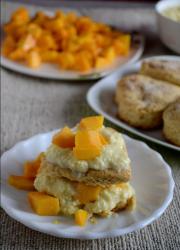 Mango Shortcake