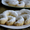 Vanillekipferl - German Holiday Cookies