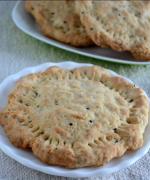 Eggless Thamool / Dhamool - Yemeni Cookie
