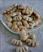Eggless Chrabeli / Swiss Aniseed Cookies