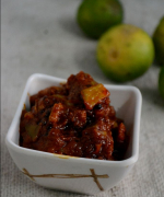 Naarthangai / Citron Pickle