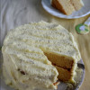 Eggless Pineapple Cake / Pastry