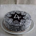 Edible Sugar Lace - Gelatin Free