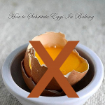 Baking Basics - Eggless Baking