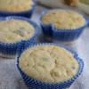 Eggless Sugar Cane Cupcakes
