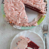 Eggless Red Velvet Cake Recipe
