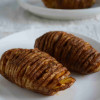 Spicy Hasselback Potatoes