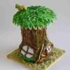 How To Make a Fairy Pot Cake / Fairy Pot Cake Tutorial