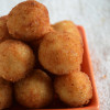 Tirokroketes / Fried Cheese Bites Recipe