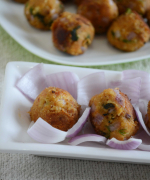 Chickpea Paneer Cutlets