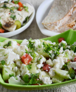 Easy Feta Salad