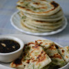 CongYou Bing - Chinese Scallion Pancake Recipe