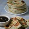 CongYou Bing - Chinese Scallion Pancake Recipe