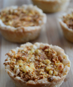 Mini Cottage Cheese Savoury Tarts