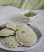 Kudiraivaali / Barnyard Millet Rava Idli - Bread Bakers