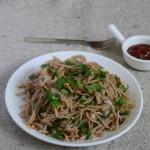 Veg Millet Noodles Recipe