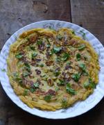 Egg Free Omelette / Veg Omelette Recipe