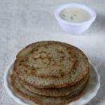 Alagar Kovil Dosai (with Saamai / Little Millet)
