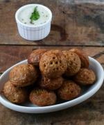 Karupatti Paniyaram with Kudiravaali Rice / Barnyard Millet