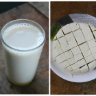 Homemade Soy Milk and Tofu Recipe