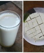 Homemade Soy Milk and Tofu Recipe