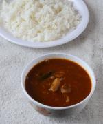 Zingiber / Inji Vendhasaar Recipe