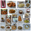 Journey Through The Cuisines -  A-Z Tamilnadu Recipes Round Up