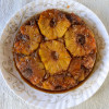 Eggless Pineapple Upside Down Cake Recipe