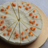 Tutti Frutti Frozen Cheese Cake Recipe - Frozen Treats