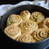 Whole Wheat Spicy Rolls - #BreadBakers