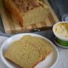 Whole Wheat Pumpkin Sandwich Loaf Recipe - #BreadBakers