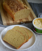Whole Wheat Pumpkin Sandwich Loaf Recipe