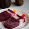 Roasted Beet Yogurt Popsicle Recipe - Frozen Treats Recipe