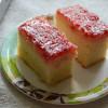Eggless Honey Cake - Indian Bakery Style Honey Cake Recipe