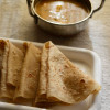 Rumali Roti / Roomaali Roti Recipe - Indian Flat Bread