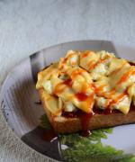 Tawa Bread Pizza Recipe - Easy Snack Recipes For Kids