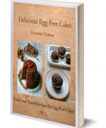Delicious Egg Free Cakes - My first e book