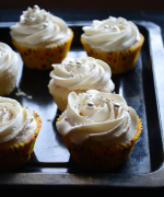 Eggless Cream Cheese Cupcakes Recipe